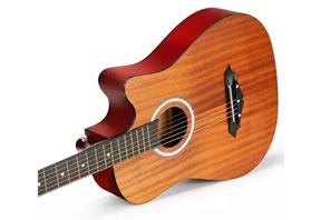 和普3801民谣吉他