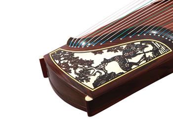 695DL梅庄琴韵专业演奏筝